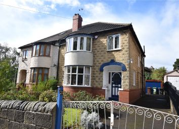 Thumbnail 3 bed semi-detached house for sale in Buckingham Road, Leeds, West Yorkshire