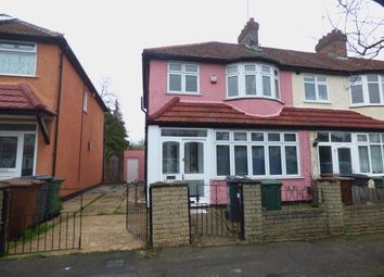 Thumbnail 3 bed end terrace house for sale in Walthamstow, London, Uk