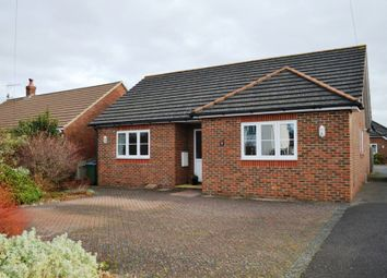 Thumbnail 3 bedroom detached bungalow for sale in Osborne Road, Warsash, Southampton, Hampshire