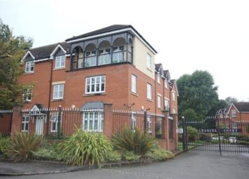Thumbnail 3 bed flat to rent in Chancel Court, Solihull