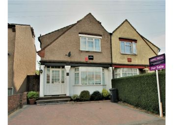 Thumbnail 3 bed semi-detached house for sale in Whalebone Lane South, Dagenham