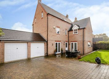 Thumbnail 5 bedroom detached house for sale in Windermere Close, Mansfield Woodhouse, Mansfield