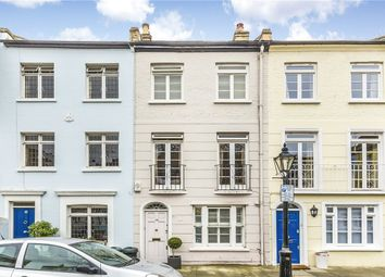 Thumbnail 4 bed terraced house for sale in Pembroke Place, London