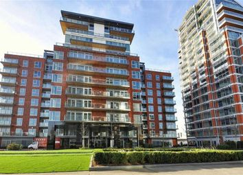 Thumbnail 3 bed flat for sale in Spinnaker House, Juniper Drive, London