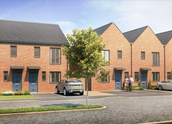 Thumbnail 2 bed semi-detached house for sale in The Duo, Meaux Rise, Kingswood, Hull