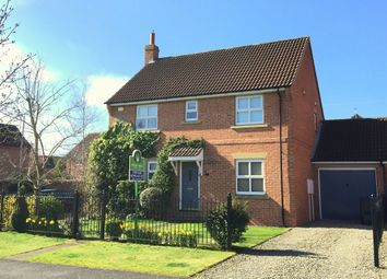 Thumbnail 3 bed detached house for sale in Redmayne Square, Strensall, York