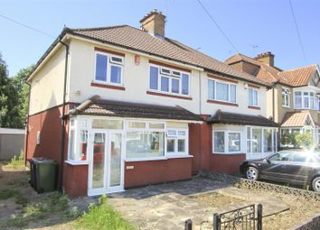 Thumbnail 3 bed semi-detached house for sale in Manor Way, Harrow