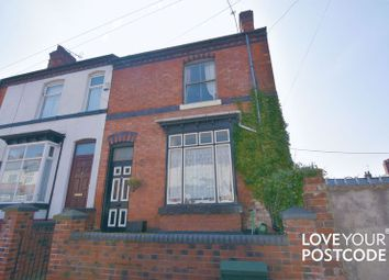 Thumbnail 2 bedroom end terrace house for sale in Vince Street, Smethwick, West Midlands