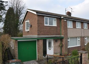 Thumbnail 3 bed semi-detached house for sale in Baliol Road, Stocksfield