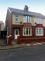 Thumbnail 4 bedroom property to rent in Edenvale Avenue, Blackpool