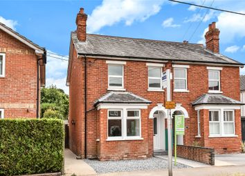 Thumbnail 3 bed semi-detached house for sale in College Road, College Town, Sandhurst, Berkshire