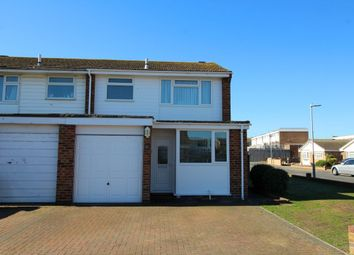3 bed terraced house for sale in Jellicoe Close, Eastbourne BN23