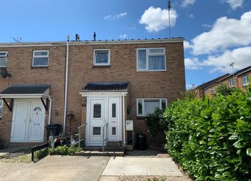 Thumbnail 3 bed end terrace house for sale in Beaulieu Close, Toothill, Swindon
