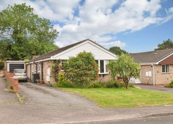 Thumbnail 3 bed detached bungalow for sale in Austcliff Close, Crabbs Cross, Redditch