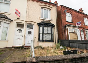 2 bed terraced house for sale in Harborne Park Road, Harborne, Birmingham B17