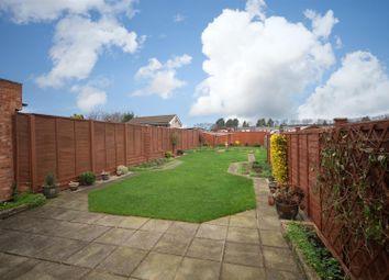 Thumbnail 2 bed semi-detached bungalow for sale in Hadrian Avenue, Dunstable, Bedfordshire
