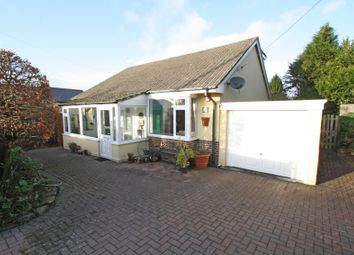 Thumbnail 3 bed detached bungalow for sale in Staddiscombe Road, Plymstock, Plymouth