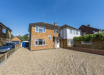 Thumbnail 3 bed semi-detached house for sale in Ashurst Drive, Shepperton, Middlesex