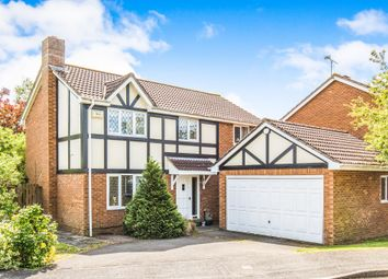 Thumbnail 4 bedroom detached house for sale in Missenden Acres, Hedge End, Southampton