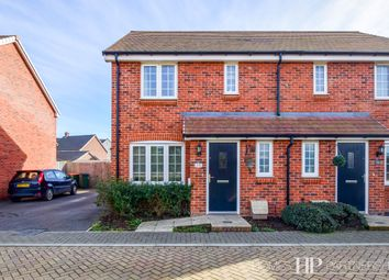 2 bed semi-detached house for sale in Robinson Crescent, Crawley RH10