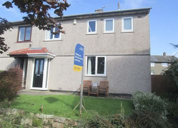 Thumbnail 3 bed semi-detached house for sale in Dorset Close, Hensingham, Whitehaven
