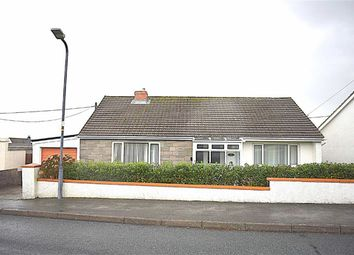 Thumbnail 3 bed detached bungalow for sale in Cuffern View, Simpson Cross, Haverfordwest