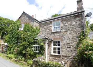 Thumbnail 4 bed cottage for sale in Horsebridge, Tavistock