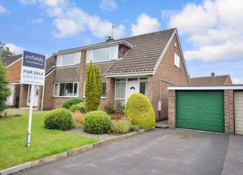 Thumbnail 3 bed semi-detached house for sale in The Orchard, Carleton, Pontefract
