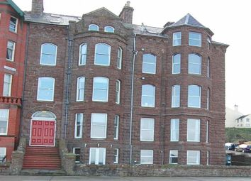 Thumbnail 2 bed flat for sale in Marine Parade, Peel, Isle Of Man