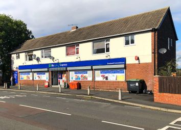 Thumbnail Retail premises for sale in Clavering Road, Newcastle Upon Tyne