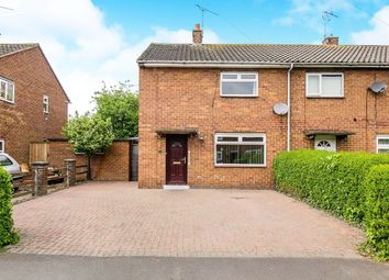 Thumbnail 3 bed semi-detached house to rent in Queens Crescent, Upton, Chester