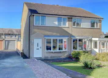 Thumbnail 3 bed semi-detached house for sale in Lytham Close, Skipton