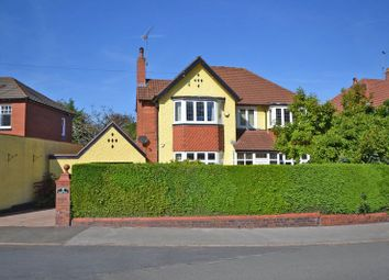 Thumbnail 5 bed detached house for sale in Stunning Period House, Fields Road, Newport