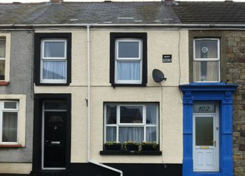 Thumbnail 3 bed terraced house for sale in Cwmgarw Road, Upper Brynamman, Ammanford