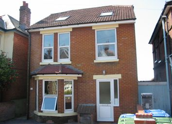 Thumbnail 1 bed flat to rent in 10 St Catherines Road, Southampton