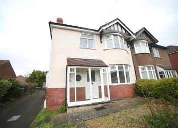 Thumbnail 3 bed semi-detached house for sale in Wrekin Road, Wellington, Telford