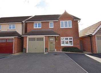 Thumbnail 4 bed detached house for sale in Reed Drive, Castle View, Stafford