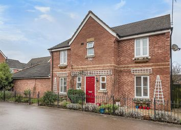 Thumbnail 4 bed detached house for sale in Lower Bullingham, Hereford