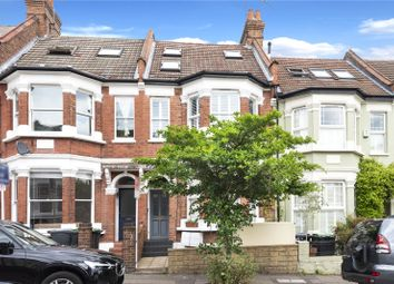 Thumbnail 3 bed flat for sale in Rathcoole Avenue, Crouch End, London