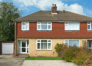 Thumbnail 3 bed semi-detached house for sale in Farm Close, Little Chalfont, Amersham