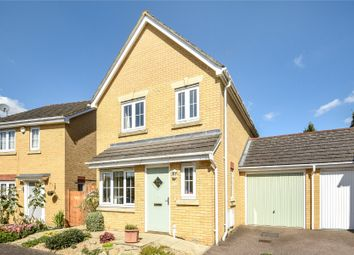 Thumbnail 3 bed detached house for sale in Barkway Drive, Farnborough
