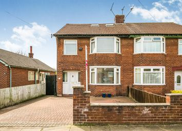 Thumbnail 4 bed semi-detached house for sale in Bermuda Road, Moreton, Wirral