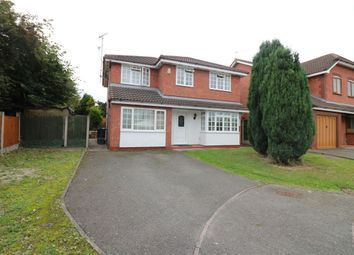 Thumbnail 4 bed detached house for sale in Coppice Green, Elton, Chester