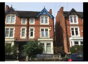Thumbnail 2 bed flat to rent in Forest Fields, Nottinghamshire