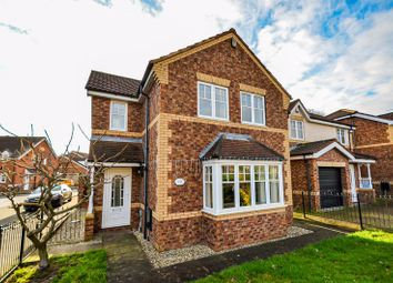Thumbnail 3 bed detached house for sale in 40 Alwoodley Close, Hull