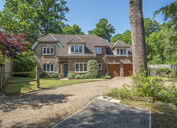 Falconwood, East Horsley, Leatherhead KT24. 5 bed detached house