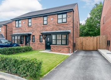 Thumbnail 3 bed semi-detached house for sale in Borsdane Way, Westhoughton, Bolton, Greater Manchester