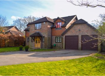 Thumbnail 5 bed detached house for sale in Longmoor Road, Liphook