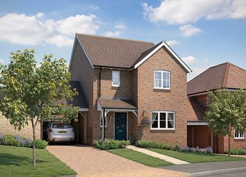 "Thumbnail 3 bed property for sale in ""Hartley"" at Green Lane, Boughton Monchelsea, Maidstone"