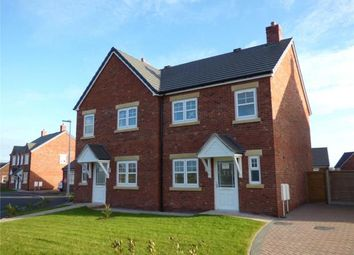 Thumbnail 3 bed semi-detached house for sale in Plot 9 Loweswater, Harvest Park, Silloth, Wigton
